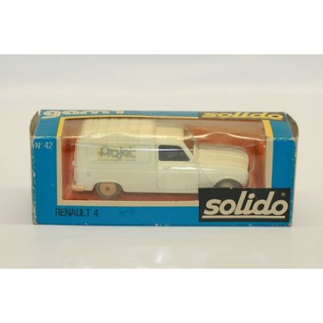 SOLIDO - RENAULT 4 projet - n°42