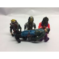 KENNER - M.A.S.K - Lot de 4 personnages