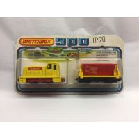 MATCHBOX SuperFast - Shunter - n°24 - 900 tp-20