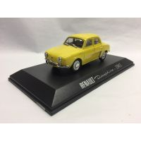 METROPOLE Collection - RENAULT Dauphine - 1961 - 1/43
