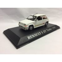METROPOLE Collection - RENAULT 5 GT Turbo - 1989 - 1/43