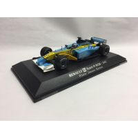 METROPOLE Collection - RENAULT F1 Team A 202 - 2002 - 1/43