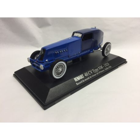 METROPOLE Collection - RENAULT 40cv Type NM - 1926 - 1/43