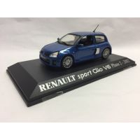 METROPOLE Collection - RENAULT sport Clio v6 phase 2 - 2002 - 1/43