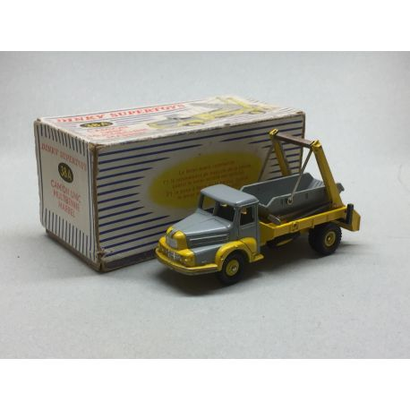 DINKY SUPERTOYS - Camion Unic Multibenne Marrel - 38A