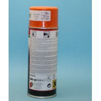 Peinture orange 400 ml