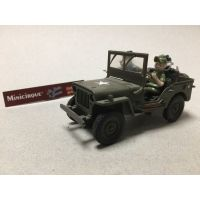 GATE - Jeep Willy's Beetle Bailey - 1/32