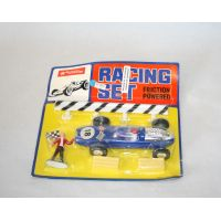 Racing Set F1 à friction bleue par Lucky toys Hon Kong