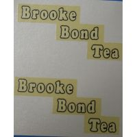 455 - Trojan fourgon BROOKE BOND TEA