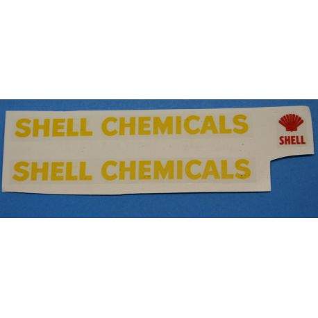 991 - A.E.C MONARCH citerne SHELL CHEMICALS