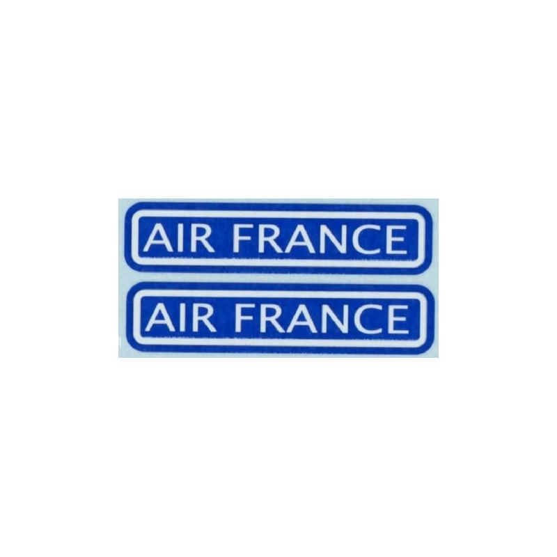 118 - d u00e9calcomanie  u0026quot air france u0026quot  pour 2cv fourgonette