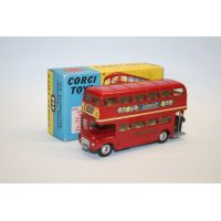 "CORGI YOYS - LONDON TRANSPORT ""ROUTEMASTER"" - 468"