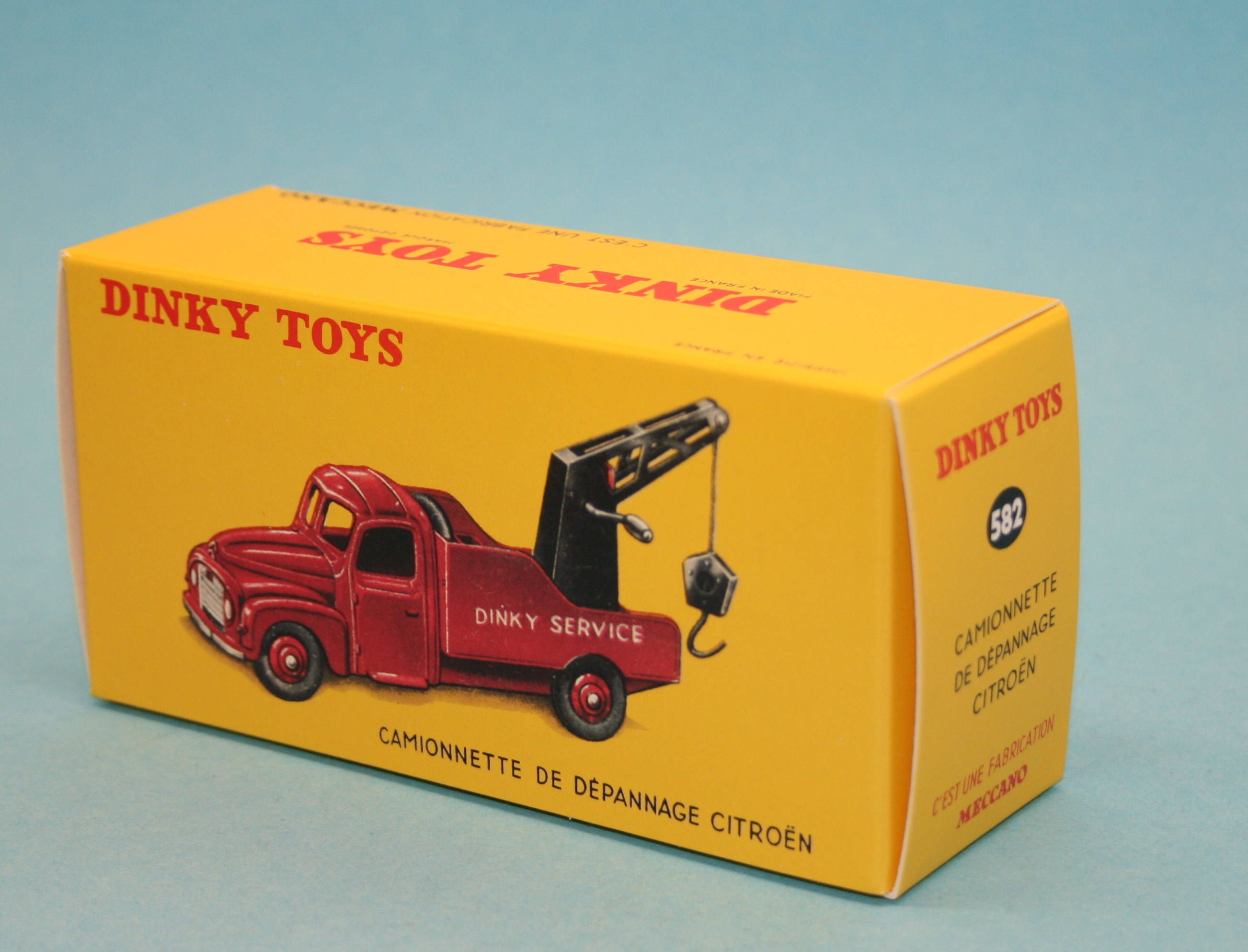 BOITES REPRODUCTION POUR DINKY TOYS